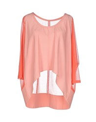 Paolo Errico Shirts Blouses Women Pink