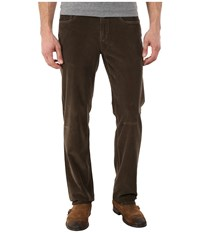 Tommy Bahama Lennon Vintage Straight Maduro Men's Casual Pants Olive