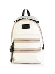 Marc By Marc Jacobs Domo Arigato Canvas Backpack