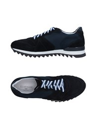 Alberto Guardiani Footwear Low Tops And Sneakers Dark Blue