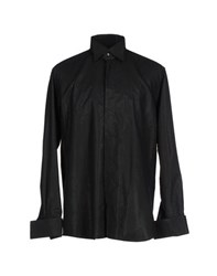 Carlo Pignatelli Shirts Shirts Men Black