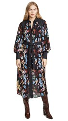 C Meo Collective With Or Without Dress Black Abstract Floral
