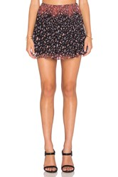 Bcbgeneration Release Pleat Mini Skirt Black