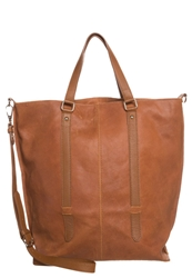 Kiomi Tote Bag Warm Brown