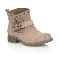 Lotus Tayvonne Ankle Boots Natural