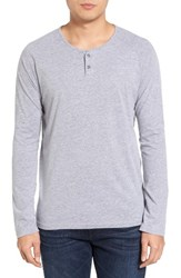 Velvet By Graham And Spencer Men's Henley Top