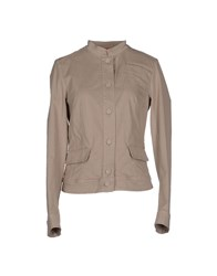 Escada Sport Coats And Jackets Jackets Women Beige