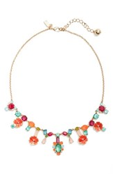 Kate Spade Women's New York Garden Party Collar Necklace Multi