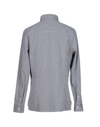 Dirk Bikkembergs Sport Couture Shirts Shirts Men Black