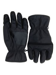 Weatherproof Touch Insulated Gloves Black