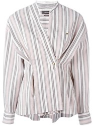 Isabel Marant Silvia Shirt Pink Purple