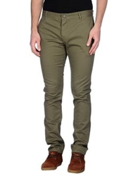 Armani Jeans Casual Pants Beige