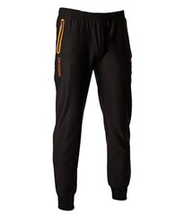 Kappa Slim Fit Athletic Pants Black