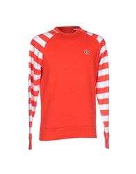 Roundel London Sweatshirts Red