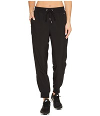Jockey Active Rebound Jogger Deep Black Deep Piping Women's Casual Pants