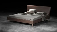 Modloft Grand Bed