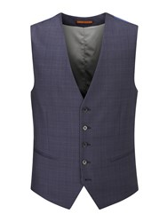 Skopes Callaghan Suit Waistcoat Blue