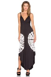 Gypsy 05 Bamboo Maxi Dress Black