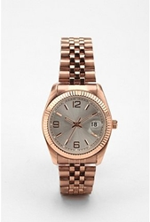 Urbanoutfitters.Com Rose Gold Menswear Watch