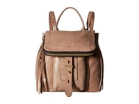 Botkier Warren Backpack Chai Backpack Bags Brown