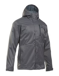Under Armour Ua Storm Coldgear Infrared Porter 3 In 1 Jacket Graphite Royal Blue Stealth Grey