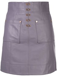 Alice Mccall Sweet Street Mini Skirt Purple