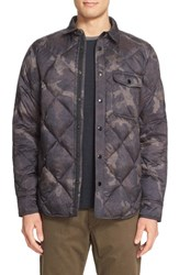 Rag And Bone Men's 'Mallory' Quilted Shirt Jacket