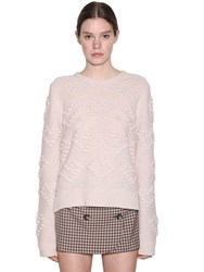 Baum Und Pferdgarten Carrigan Wool Blend Sweater Pink