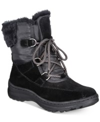 Bare Traps Aero Cold Weather Boots Women's Shoes Black