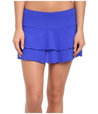 Body Glove Smoothies Lambada Skirt Abyss Women's Swimwear Navy
