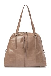 Hobo Delaney Leather Tote Bag Ash