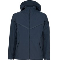 Nike Tech Windrunner Shell Jacket Blue