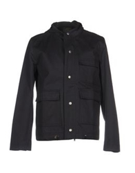 Le Mont St Michel Jackets Dark Blue