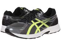 Asics Gel Contend 3 Carbon Flash Yellow Black Men's Running Shoes Gray