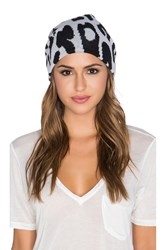 Michael Stars Big Cat Slouch Beanie Gray