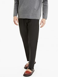 Acne Studios Black Relaxed Ari Trousers