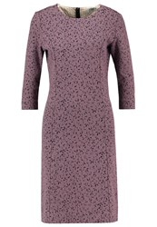 Noa Noa Jersey Dress Sparrow Purple