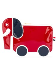 Thom Browne Elephant Clutch Red