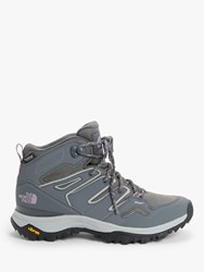 The North Face Hedgehog Fastpack Ii 'S Waterproof Hiking Boots Grey Mauve Shadows