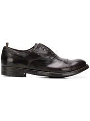 Officine Creative Hive Shoes Brown