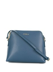 Furla Crossbody Bag Trio Blue