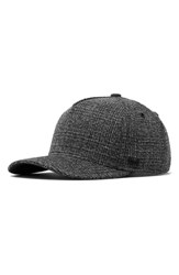 Melin Aberdeen Baseball Cap Grey Dark Charcoal