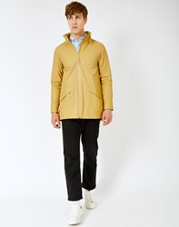 Rains Delta Thermal Jacket Tan