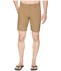 Brixton Toil Ii At Shorts Dark Khaki