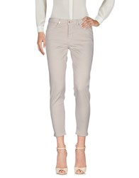 Maggie Casual Pants Light Grey