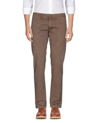 Massimo Rebecchi Casual Pants Light Brown