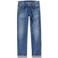 Visvim Social Sculpture 10 Jean Blue