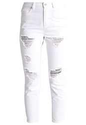 New Look Slim Fit Jeans White
