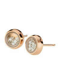 Storm Mimi Rose Gold Earrings Rose Gold