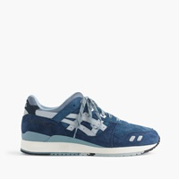 Asics For J.Crew Gel Lytetm Iii Sneakers Blue Ribbon